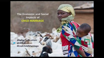 early marriage in nigeria causes consequences and solutions